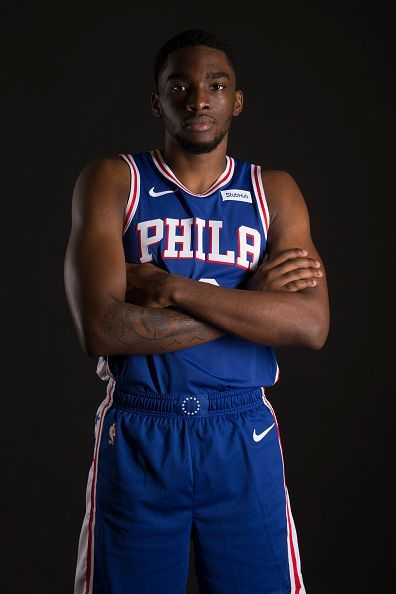 Philadelphia 76ers Media Day