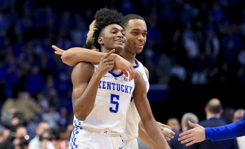 Kentucky will be looking to win their first March Madness since 2012