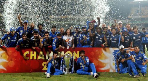 The Mumbai Indians Squad