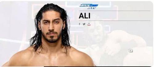Just Ali!