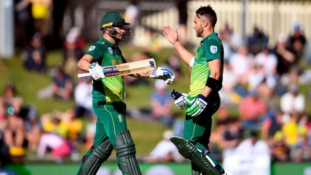 Miller and Du plessis