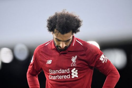 Mohamed Salah has been poor of late