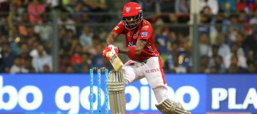 This shot from KL Rahul clearly shows the advent of innovation in the game