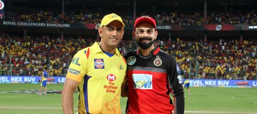 RCB seem to have the upper hand in the first match of the season