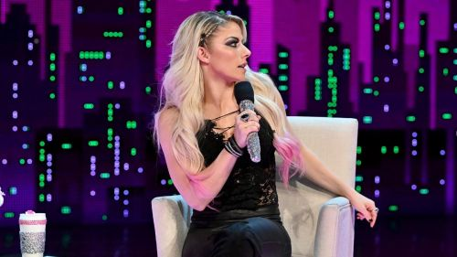 Little Miss Bliss announces her guest…