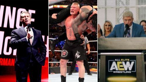 Brock Lesnar is expected to leave WWE after WrestleMania 35