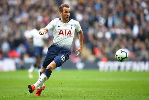 Harry Kane returns after missing the first leg with injury