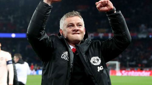Ole at the wheel!!
