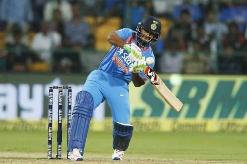 Rishabh Pant - The left-hand option in the middle order