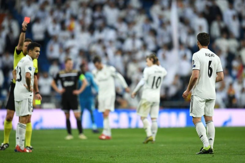 Real Madrid lost 4-1 to Ajax in the Champions League