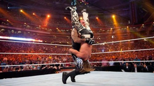 Shawn Michaels dared The Undertaker to end his career.