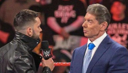 Are you happy with Vince, Finn?