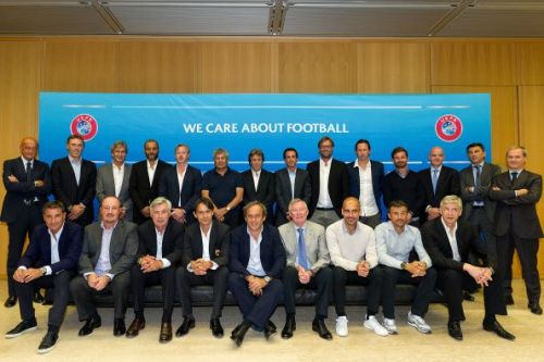 UEFA Elite Coaches Forum