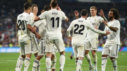 Real Madrid should look to secure a few English talents in the summer