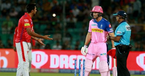 Buttler's dismissal brought KXIP back into the game