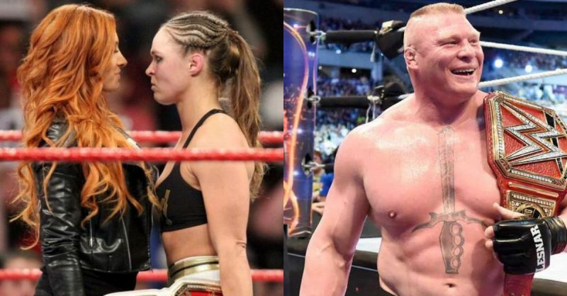 Who will walk away as the champ after WrestleMania 35?