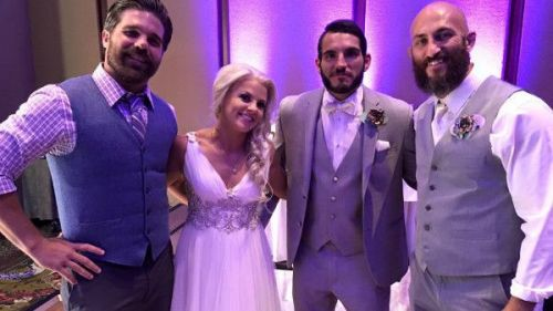 Johnny Gargano has had an interesting history in the wrestling business