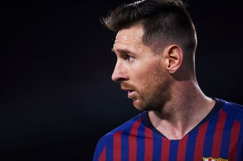 Lionel Messi leads the way in weekly wages