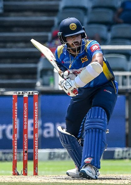 Kusal Mendis' batting and wicket-keeping ability were a rare positive for Sri Lanka.