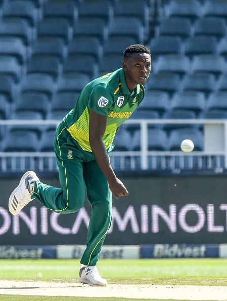 Rabada has 103 ODI wickets from 65 matches
