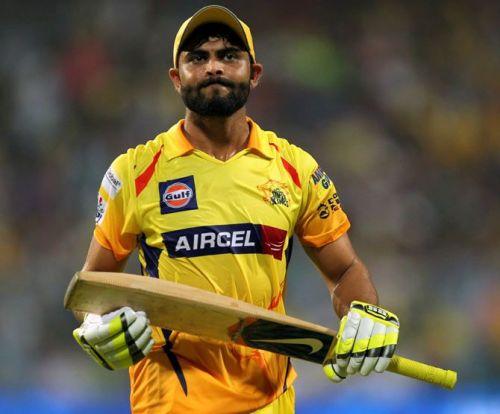 Jadeja got an opportunity to prove in CSK as a batsman against RCB