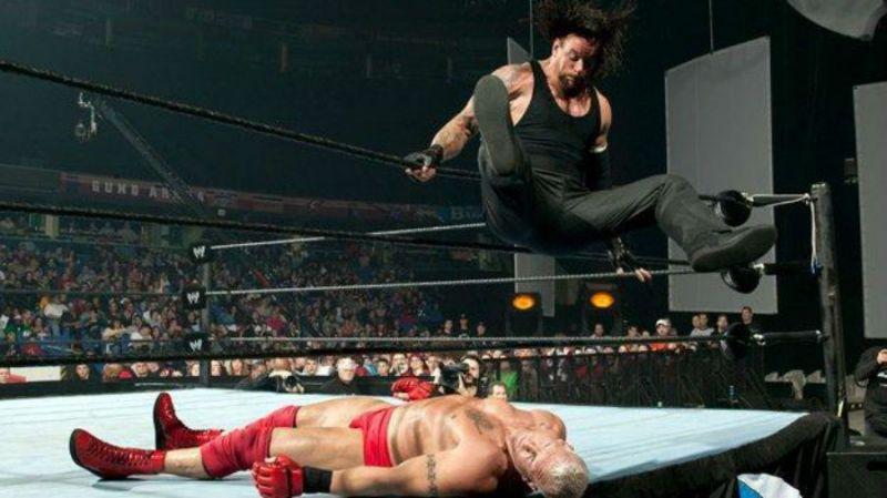 Undertaker vs Heidenreich