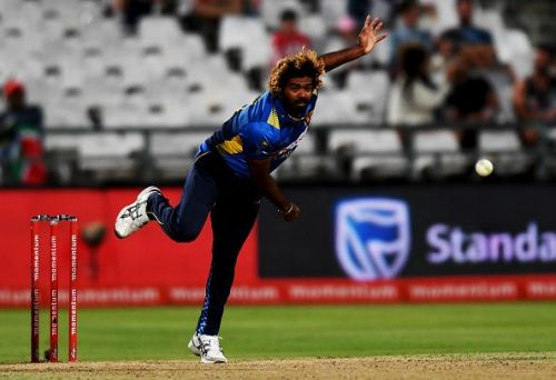 Lasith Malinga's bowling almost became synonymous with yorkers at one stage