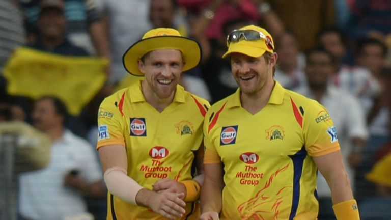 Watson & Willey - Class All-rounders of CSK