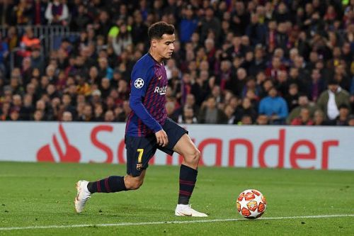 Coutinho has not been his best at Camp Nou, and Liverpool should think about taking him back.