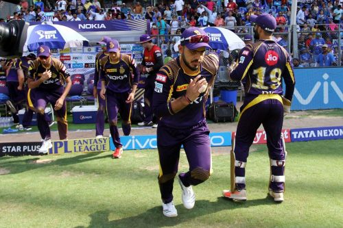 KKR finished third in the previous edition of IPL