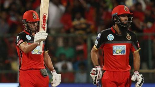 ABD and Ali had a brilliant partnership in the middle overs