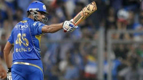 Rohit Sharma is ready to open