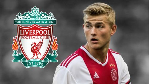 Matthijs de Ligt from Ajax has been hot on Liverpool's radar for some time