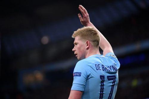 Manchester City midfielder Kevin De Bruyne made a shocking confession