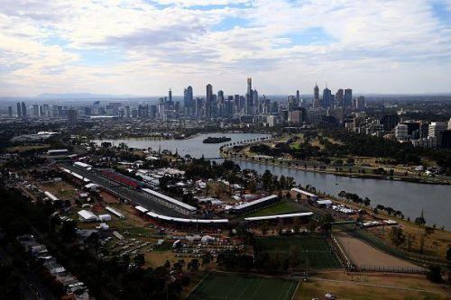 Australian F1 Grand Prix - Albert Park