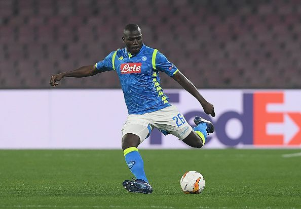 Koulibaly is on the top of many European powerhouses