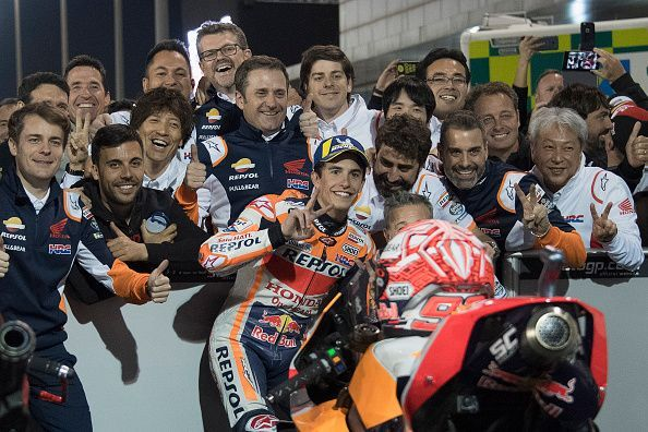 5-time World Champion - Marc Marquez - one of the greatest MotoGP riders of all-time