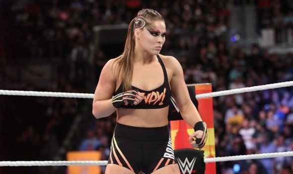 ronda rousey should move to smackdown in 2019