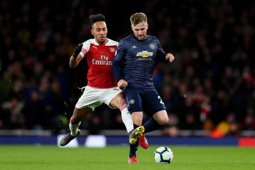 Luke Shaw has provided superb performance for United this season