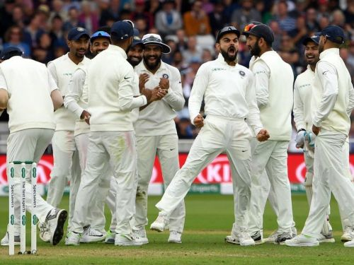India Test Cricket Team