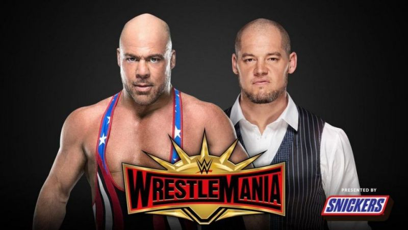 People are scratching their heads over the choice of Baron Corbin as Kurt Angle