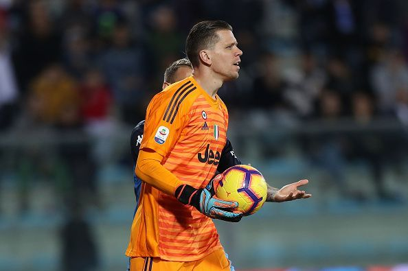 Szczęsny has done a decent job since taking over from Buffon.