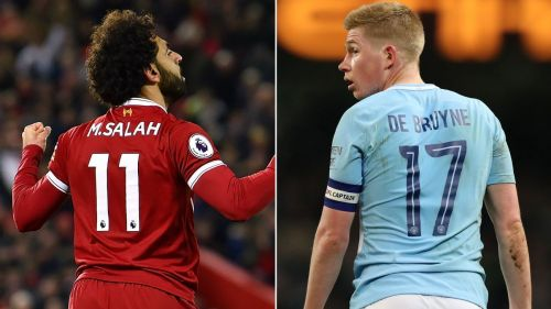 Mohamed Salah and Kevin De Bruyne headlined the PFA Team Of The Year last season