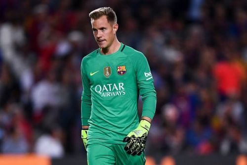 Barcelona guardian Marc-Andre Ter Stegen has established himself among the top goalkeepers in the world