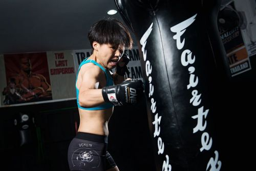 the Chinese World Champion's head striking coach Don Carlo-Clauss predicts his protege will dismantle Lee with sheer pressure