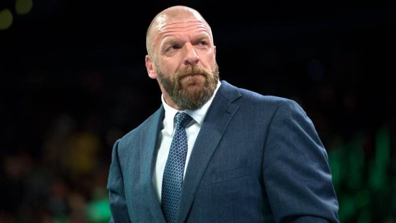 This is definitely not good news for Triple H