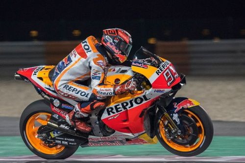 Marc Marquez would be on the hunt on his sixth MotoGP Riders' Championship
