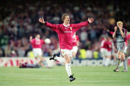 Ole Gunnar Solskjaer will return to Camp Nou 20 years after winning the Champions League there