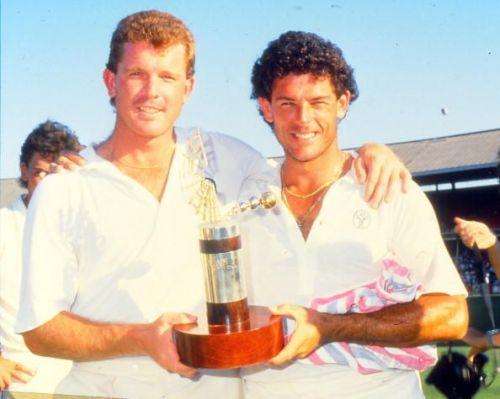 Craig McDermott and Mike Whitney