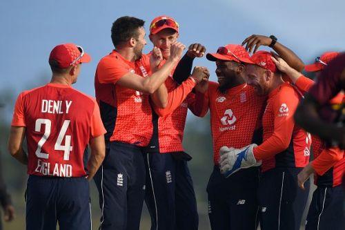 England v West Indies - 3rd Twenty20 International